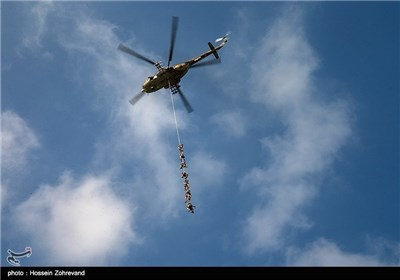 SPIE Operation by Iran's Basij Forces