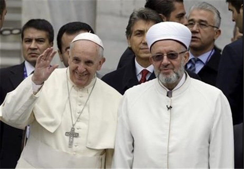 Pope Visits Iconic Religious Sites in Istanbul