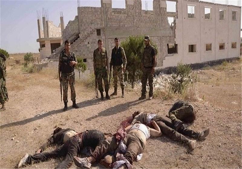 هلاک أ کثر من 25 إرهابی والجیش السوری یدمر 7 سیارات مفخخة بریف إدلب