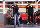 اصفهان| غیاثی: اشتباه داور نقطه تاریک دیدار با گیتیپسند بود