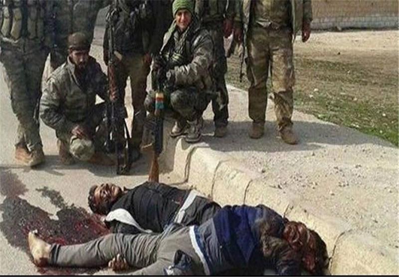 هلاک 50 مقاتلاً من داعش فی مواجهات مع الأکراد فی عین عرب شمال سوریا
