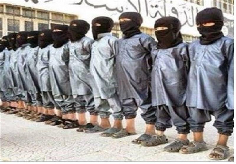 داعش یجنّد ألاطفال للتجسّس وتنفیذ عملیات إرهابیة فی سوریا والعراق