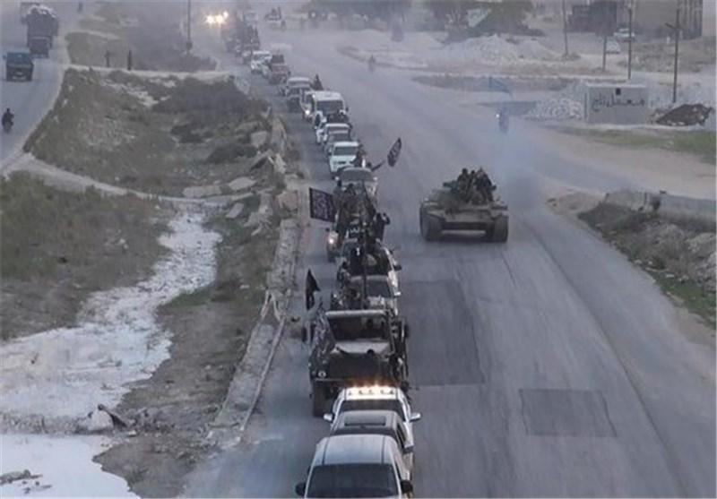 هجوم النصرة.