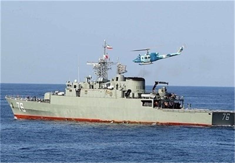 قائد سلاح البحر یعلن التحاق 4 فرقاطات لا یکتشفها الرادار بالقوات البحریة
