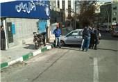 اقدام به خودسوزی مقابل باشگاه استقلال!