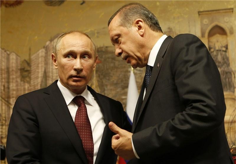 لقاء مرتقب یجمع بین بوتین وأردوغان فی انقرة