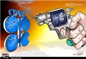 کاریکاتور/ کارشکنی عربستان و سقف تولید اوپک