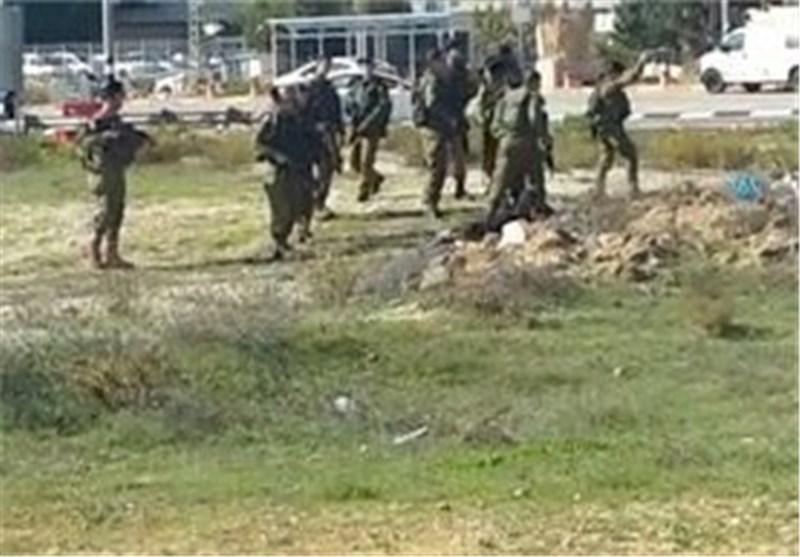 اصابة فلسطینیة بجراح خطیرة عقب طعن مجندة قرب عتصیون