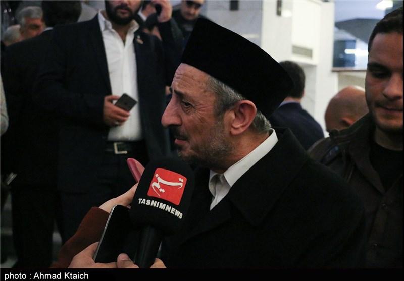 رئیس اتحاد علماء بلاد الشام: لیس هناک تطرفا دینیا إنما هناک تشویه للدین الإسلامی الحنیف
