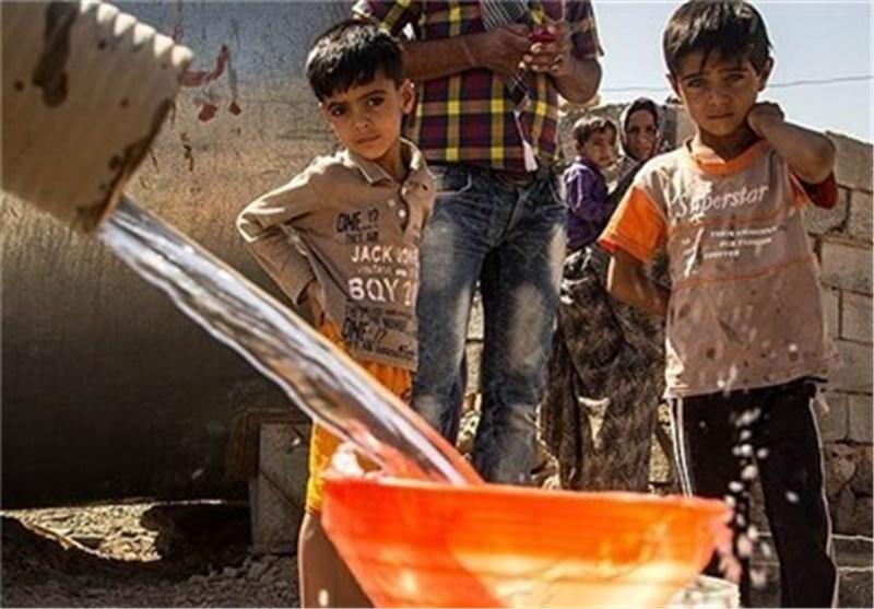 آب آشامیدنی 2 روستای پلدختر وصل شد