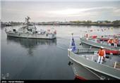 رونمایی از دستاوردهای جدید نیروی دریایی ارتش- بندرعباس