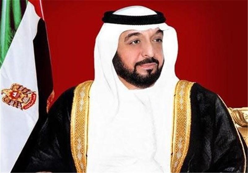 شيخ خليفة بن زايد آل نهيان رئیس امارات