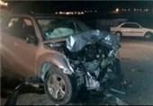 تصادف خودرو سواری در تفت 7 کشته و مجروح برجای گذاشت