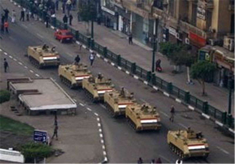 Tight Security Measures in Cairo on Anniversary of 2011 Revolution