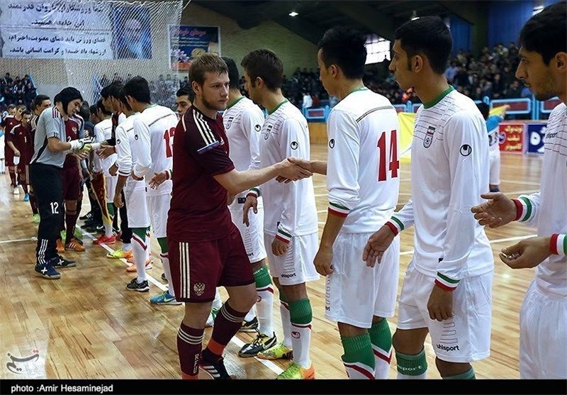 Slovenia Beaten by Iran Futsal Team in Friendly