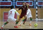 تیم ملی فوتسال ایران، روسیه را شکست داد