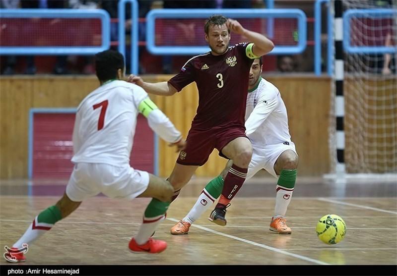 Iran Futsal Team to Play Friendlies with Italy
