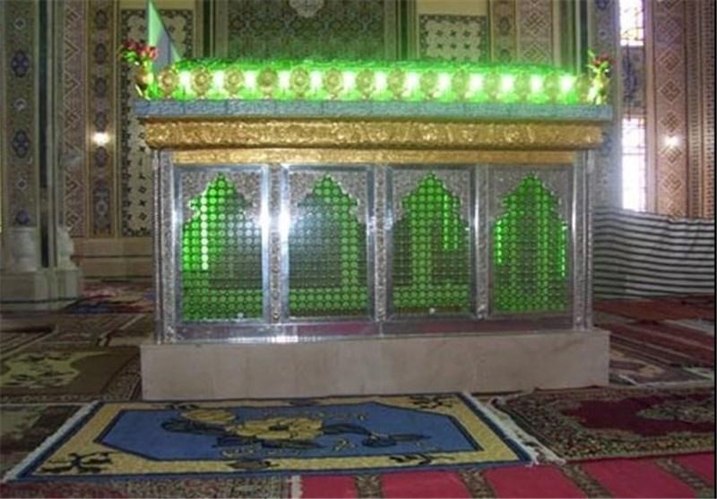 مقبره عمار یاسر
