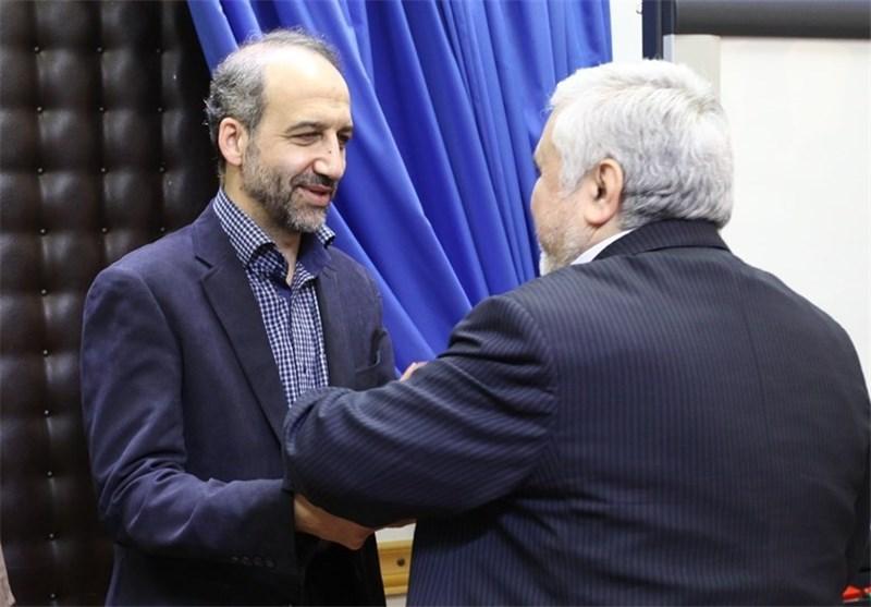 دارابی مشاور رئیس رسانه ملی شد