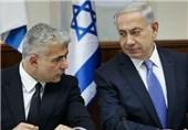 نتانیاهو: مخالف برگزاری انتخابات زودهنگام هستیم/ لاپید: دولت باید منحل شود
