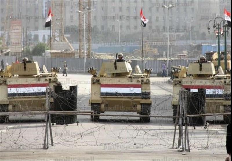 ارتش مصر میدان التحریر