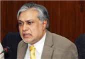 Pakistani Minister Ishaq Dar Appears before Accountability Court in Panama Scandal