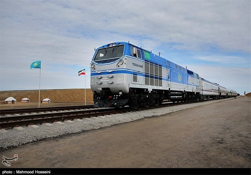 Railroad Deal Signed to Connect China to Iran