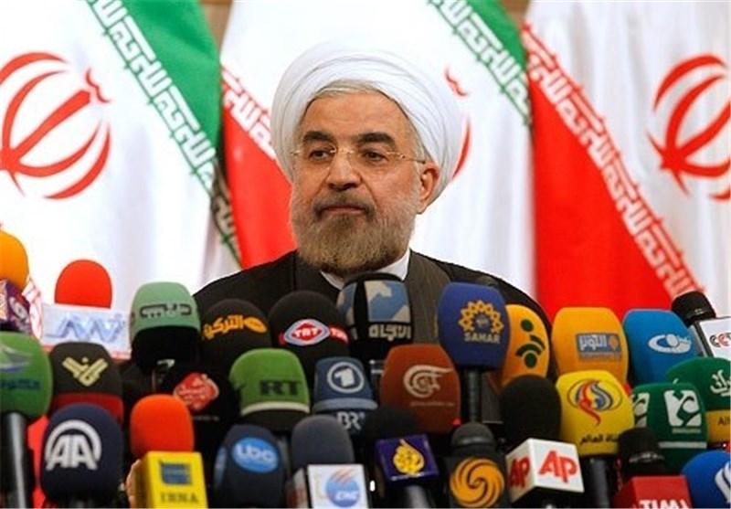 تبریز| روحانی: منافعمان در برجام تضمین نباشد آن را ادامه نمیدهیم/ حتی یک جمله هم از توافق کم و زیاد نمیشود