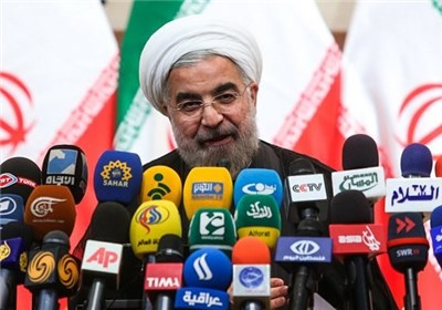 روحانی نشست خبری / نشست خبری روحانی