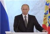 Russia's Putin Praises Crimea's 'Return Home'