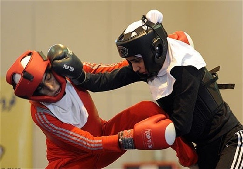 Zhang Yujie Pens Contract with Iran Wushu Federation