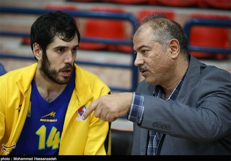 Mehran Hatami Appointed Iran Basketball Coach