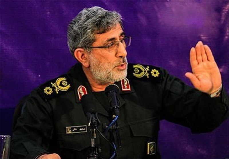 Western Coalition Lacks Resolve to Fight ISIL: IRGC Commander