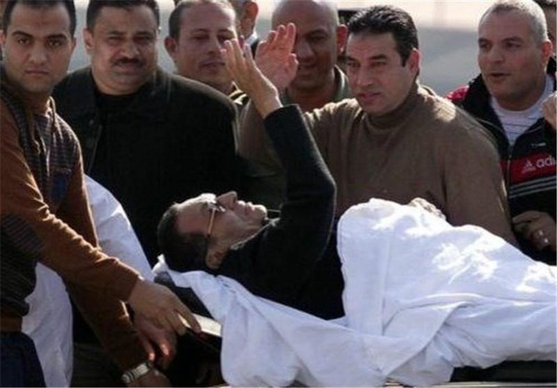 حسنی مبارک دیکتاتور مصر