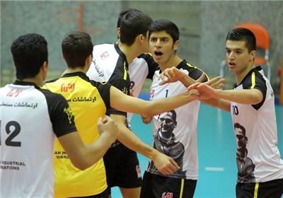 فدراسیون والیبال، ردهبندی لیگ برتر را اصلاح کرد