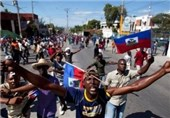 UN Peacekeeping Troops Fire at Protesters in Haiti