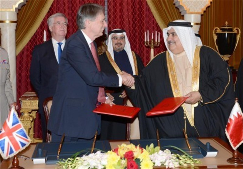 People in Bahrain Angered by UK Deal to Expand Naval Base
