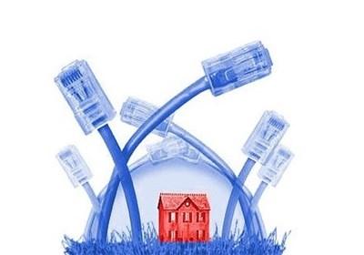 اینترنت - خانه - خانه الکترونیک - اینترنت خانوار - خانوار