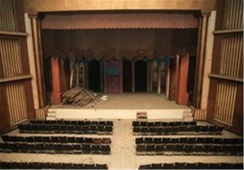 افسوس اهالی تئاتر اصفهان از تبدیل سالن پلاتوی فرشچیان به سالن بدنسازی