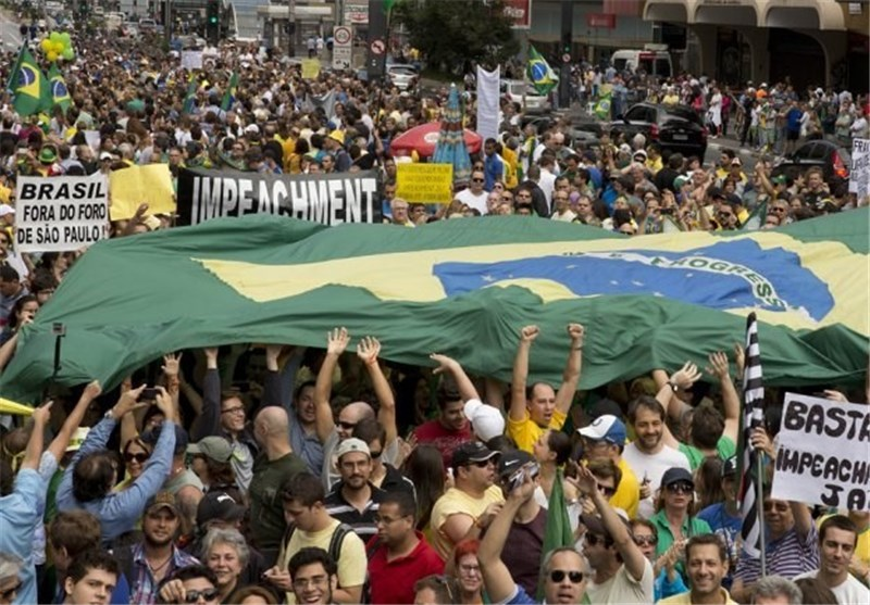 Protesters Call for Temer Resignation as Uncertainty Grips Brazil