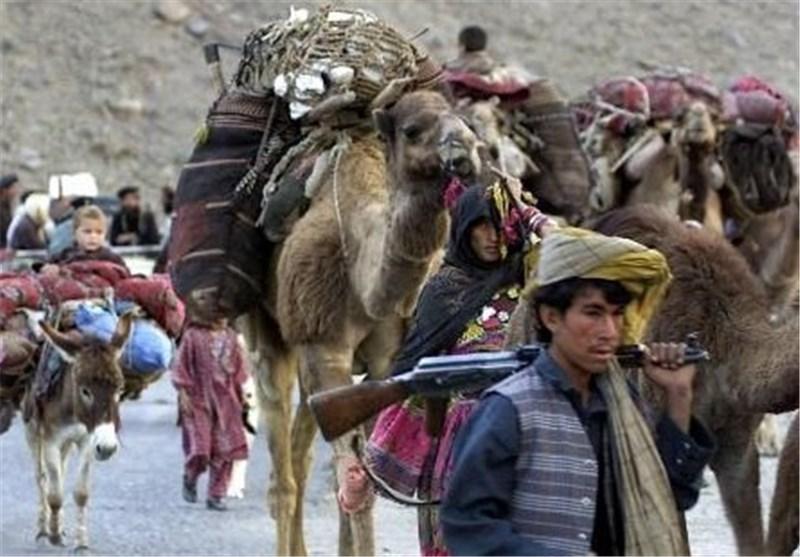 کوچی های افغانستان