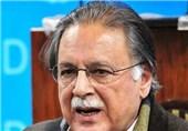 وزیر اطلاعات پرویز رشید سے وزارت کا قلمدان لے لیا گیا