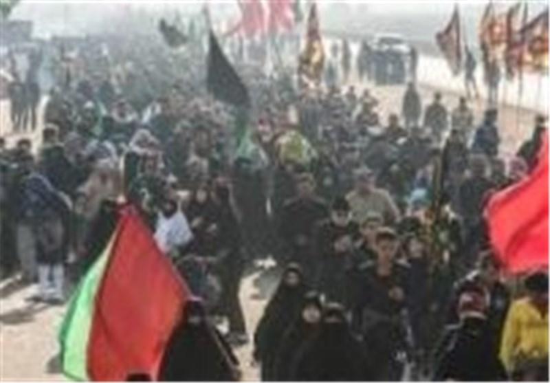 Muslim Unity in Iraq: Sunnis Join Shiite Religious Procession