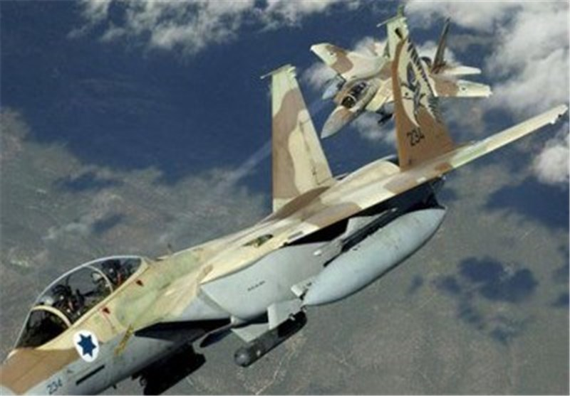 Israeli Jets Hit Targets in Northern Gaza