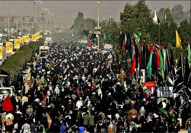 ۵۲ موکب استان بوشهر به زائران اربعین حسینی خدمات رسانی میکنند
