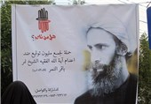 Shiite Pilgrims in Iraq Voice Support for Sheikh Nimr