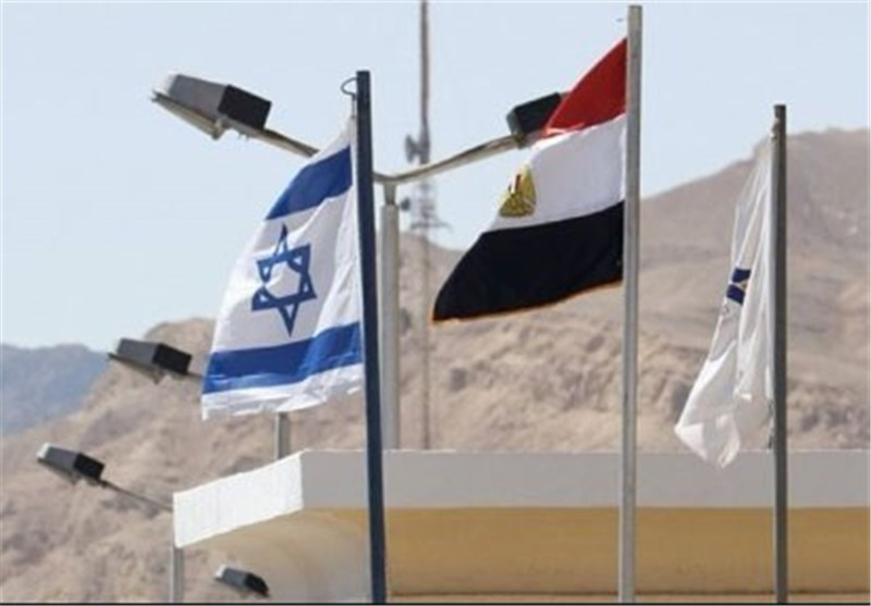 اسرائیل مصر