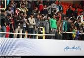 دیدار تیم های والیبال پیکان تهران و شهرداری تبریز
