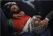 شهادت یک فلسطینی به ضرب گلوله نظامیان صهیونیست در رامالله
