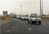 45 تیم راهداری زمستانی در محورهای مواصلاتی استان بوشهر مستقر شدند